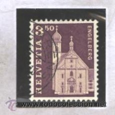 Sellos: SUIZA 1967 - YVERT NRO. 798 - USADO. Lote 40980918