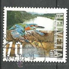 Stamps - Mi 1817 Suiza 2002 - 162452724