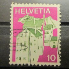Sellos: SUIZA 10 C. Lote 46053000