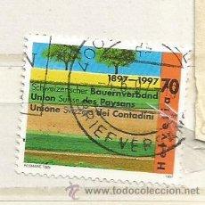 Sellos: 1997 SUIZA. SOCIEDAD DE AGRICULTORES SUIZA. Lote 53434810