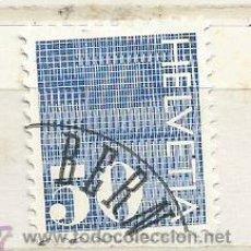Sellos: 1970 SUIZA. BÁSICO NÚMERICO 50 CÉNTIMOS AZUL MARINO. Lote 52589310