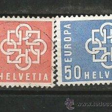 Sellos: 1959 SUIZA. EUROPA C.E.P.T.. Lote 47019253