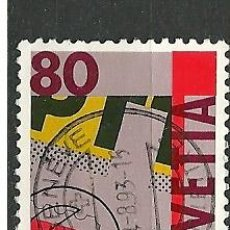 Sellos: YT 1425 SUIZA 1993. Lote 179042035