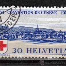 Sellos: 1939. SUIZA. CONVENCION DE GENOVA . IVERT Nº 343. *.MH.. Lote 51133447