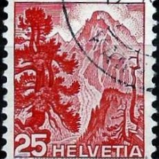 Sellos: SUIZA 1948- YV 0464. Lote 51162906