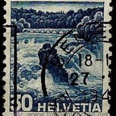 Sellos: SUIZA 1948- YV 0465. Lote 51162916