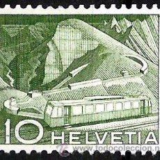 Sellos: SUIZA 1949- YV 0483. Lote 139570528