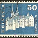 Sellos: SUIZA 1968- YV 0820. Lote 160528294