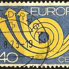 Sellos: SUIZA 1973- YV 0925. Lote 51163912