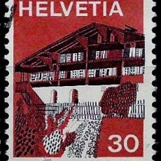 Sellos: SUIZA 1973- YV 0937. Lote 51163957