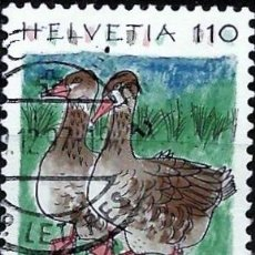 Sellos: SUIZA 1995- YV 1491. Lote 51165898