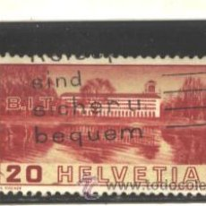Sellos: SUIZA 1938 - YVERT NRO. 307 - USADO - . Lote 52534412