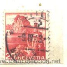 Sellos: SUIZA 1938 - YVERT NRO. 312 - USADO . Lote 52534458