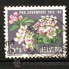 Sellos: YT 700 SUIZA 1962. Lote 168740114