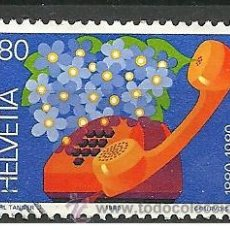 Sellos: YT 1113 SUIZA 1980. Lote 210558133