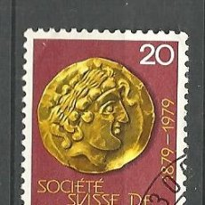 Sellos: YT 1092 SUIZA 1979. Lote 122171714