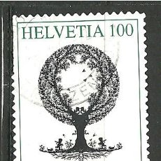 Sellos: YT 1962 SUIZA 2007. Lote 148360696