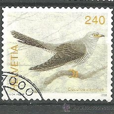 Timbres: YT 1877A SUIZA 2006. Lote 54879342