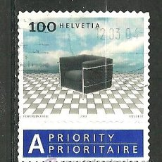 Timbres: YT 1788 SUIZA 2004. Lote 53684871