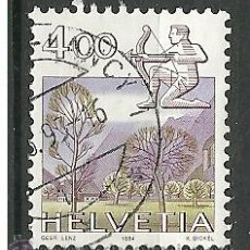 Stamps - YT 1194 Suiza 1984 - 124954352
