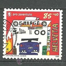 Sellos: YT 1914 SUIZA 2007. Lote 143889905