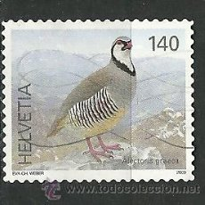 Timbres: YT 2025A SUIZA 2009. Lote 54596017