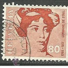 Sellos: YT 845 SUIZA 1969. Lote 122173175