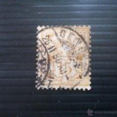 Sellos: SUIZA YVERT Nº 69 , PAPEL CON HILOS DE SEDA , 1882-99. Lote 54870767