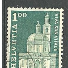 Sellos: YT 821 SUIZA 1968 . Lote 122216154