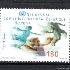 Sellos: SUIZA 1830** - AÑO 2005 - AÑO INTERNACIONAL DEL DEPORTE Y LA EDUCACION FISICA. Lote 59879015