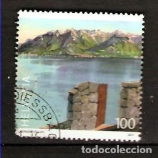 Sellos: YT 2138 SUIZA 2011. Lote 143890504