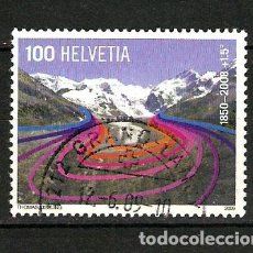 Sellos: YT 2019 SUIZA 2009. Lote 143891506