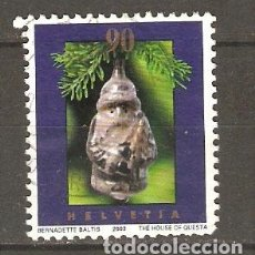 Sellos: YT 1783 SUIZA 2003. Lote 178985965
