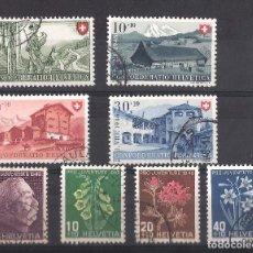 Sellos: SELLOS DE SUIZA PRO JUVENTUTE Y PRO PATRIA 1948. Lote 63676935