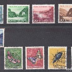 Stamps - sellos de suiza/switzerland/suisse pro patria 1956 (insectos) - 63982795
