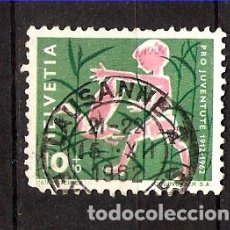 Sellos: YT 701 SUIZAA 1962. Lote 168746881