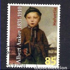 Timbres: YT 2010 SUIZA 2010. Lote 160862912