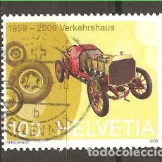 Timbres: YT 2022 SUIZA 2009. Lote 178985845