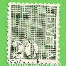 Sellos: SUIZA - MICHEL 934 - YVERT 862 - CIFRAS. (1970).. Lote 66943602