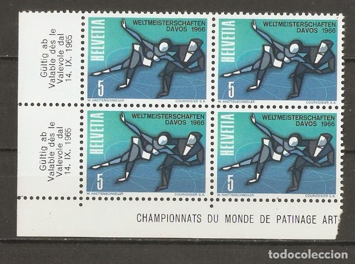 SUIZA.1965. YV Nº 755 (Sellos - Extranjero - Europa - Suiza)