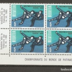 Sellos: SUIZA.1965. YV Nº 755. Lote 69744537