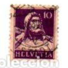 Sellos: SUIZA 1924 HELVETIA Nº 207. Lote 80096893