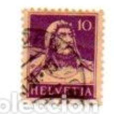 Sellos: SUIZA 1924 HELVETIA Nº 207. Lote 80096969