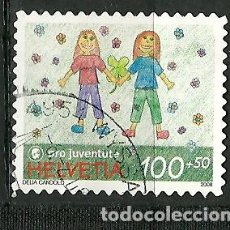 Timbres: YT 2010 SUIZA 2008. Lote 212117558