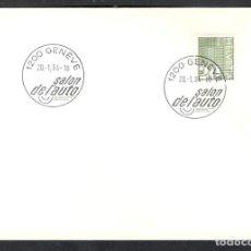 Sellos: SUIZA,1970,MATASELLOS ESPECIAL,YVERT 862. Lote 90495518