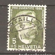 Sellos: YT 399 SUIZA 1944. Lote 115390258