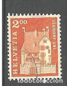 YT 796 SUIZA 1967 (Sellos - Extranjero - Europa - Suiza)