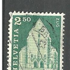 Sellos: YT 797 SUIZA 1967. Lote 90903730