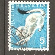 Sellos: YT 778 SUIZA 1966. Lote 90904515