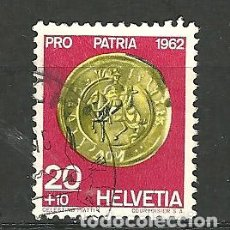 Sellos: YT 695 SUIZA 1962 . Lote 91455450